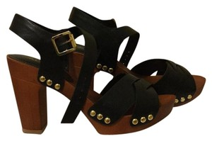 ALDO Black / brown Sandals