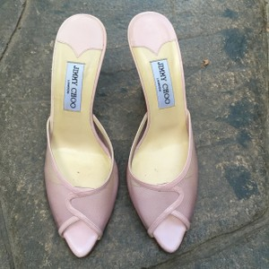 Jimmy Choo Light Pink Pumps