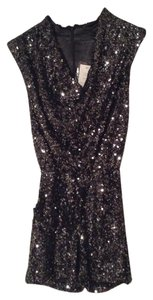 French Connection Romper Sequin Dress