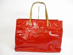 Louis Vuitton Gm Mm Large Everyday Reade Tote in Red