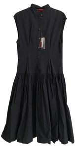 Navy Maxi Dress by Prada