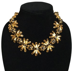 Fendi Vintage FENDI Haute Couture Runway Statement Necklace