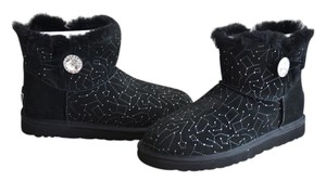 UGG Australia Winter BLACK Boots