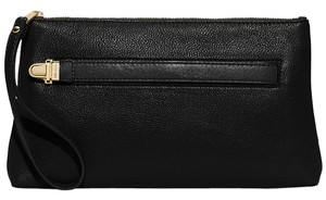 Michael Kors Wristlet in Black/Gold