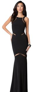 Jovani Illusion Cut Out Dress
