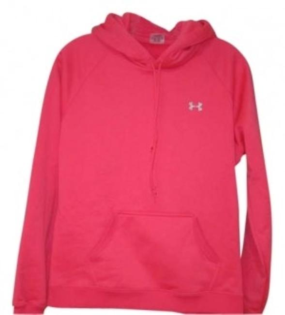 Preload https://item4.tradesy.com/images/under-armour-pink-sweatshirthoodie-size-4-s-189358-0-0.jpg?width=400&height=650
