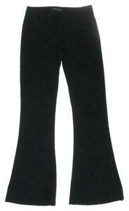 Theory Reactive Cord Flare Pants Black