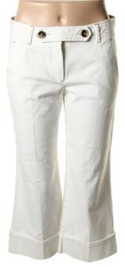Theory Capri Capri/Cropped Pants White