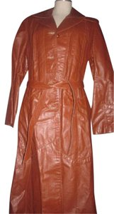 Wilsons Leather Mint Vintage Perfect Year-round Lightweight Lining 3/4 Length Style ox blood red leather Leather Jacket