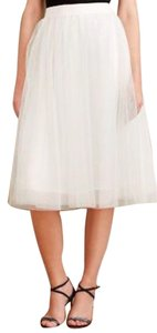 Bailey 44 Skirt Ivory