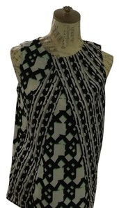 Peter Pilotto Top Black, white, grey, green