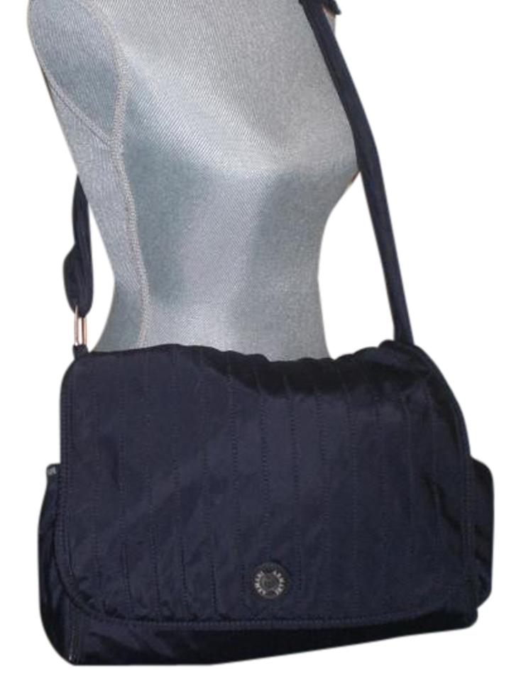4b966ce0c81c Armani Junior Blue Cotton  Polimmidica Diaper Bag - Tradesy