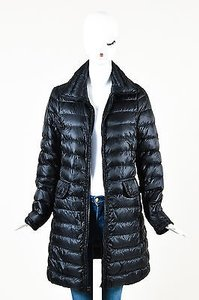 Moncler Ruffle Jacket Coat