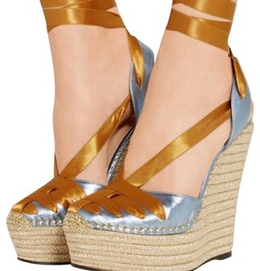 Gucci for Net-A-Porter Wedges