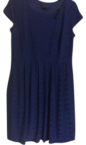 En Focus Studio short dress Cobalt on Tradesy