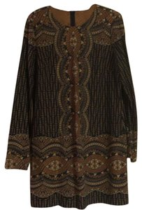 BCBGMAXAZRIA short dress Multi colored on Tradesy