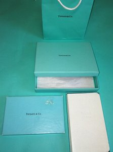 New Vintage Tiffany & Co. Bride Bride's Wedding Journal Book Notes White