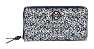 Tory Burch Kerrington Zip Continental Wallet kaleidescope