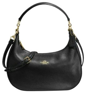 Coach Harley Crossbody Hobo Bag