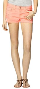 J Brand Cut Off Shorts Coral