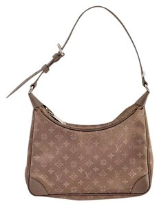 Louis Vuitton Wristlet in Light Brown