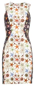 Versace Collection short dress Starfish Colorful on Tradesy
