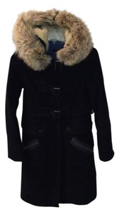 Marc by Marc Jacobs Fur Winter Trench Coat
