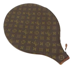 Louis Vuitton Authentic Louis Vuitton Vintage Monogram Tennis Racquet Holder
