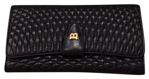Bally Textured Leather Wallet