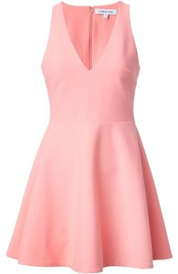 Elizabeth and James V-neck Sleeveless Dress