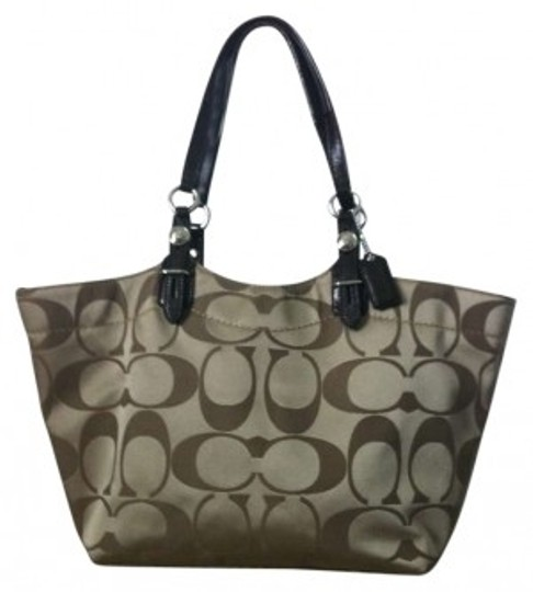 Preload https://item4.tradesy.com/images/coach-24cm-sig-sat-tot-f16175-skhma-svkhakimahogany-monogram-tote-189423-0-0.jpg?width=440&height=440