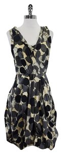 Tracy Reese short dress Circle Print Cotton Blend on Tradesy