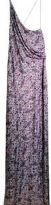 Diane von Furstenberg Patterned 100% Silk Dress