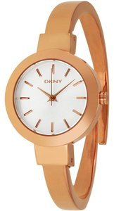 DKNY DKNY Women's Stanhope Rose Gold Tone Stainless Steel Watch NY2351
