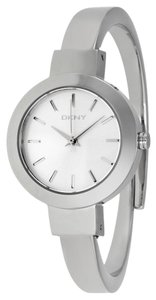 DKNY DKNY Women's Stanhope Silver Tone Stainless Steel Watch NY2349