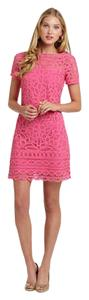 Lilly Pulitzer short dress Hotty Pink on Tradesy