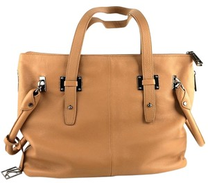 Kenneth Cole Handle Me Tote in Camel