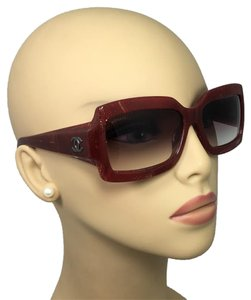 Chanel Square Red Lace Chanel Sunglasses 5161 c.1154/3P 57