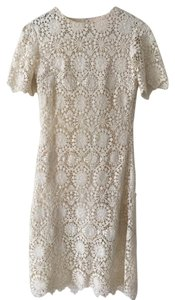 Tory Burch short dress White Alice Olivia on Tradesy