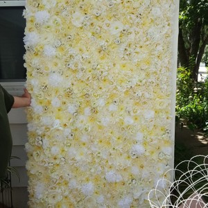 Handmade Flower Wall