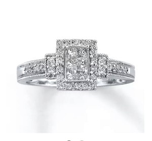 Kay Jewelers Vintage Inspired Engagement Ring