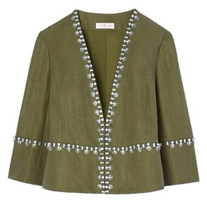 Tory Burch green Jacket