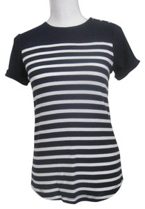 Lauren Ralph Lauren T Shirt Navy/White