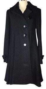 Alvin Valley Military Wool Winter Pea Coat