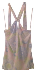 Guess Multi Color Halter Top
