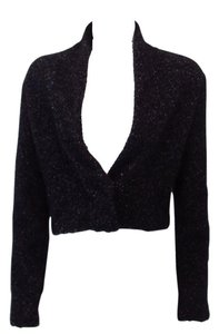 Marc Cain Cropped Cardigan Sweater