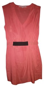 Rachel Roy short dress Orange/Red Pockets Short on Tradesy