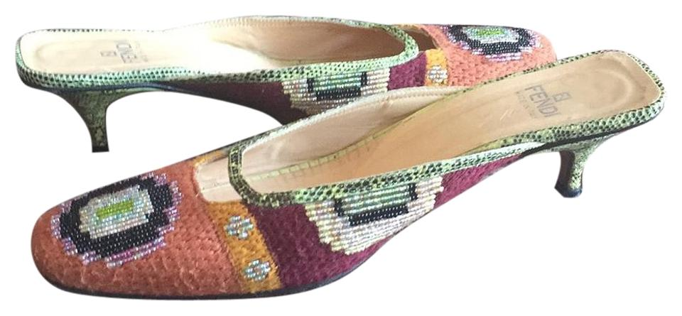 women Fendi Fendi women Mules/Slides Very good quality de1fcd