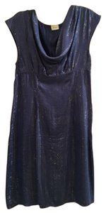 Ella Moss Womens Cowl Dress