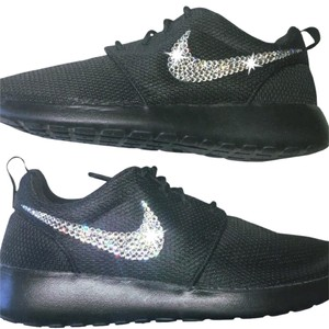 Nike Swarovski Bling Black Athletic